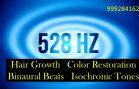 Hair Growth Color Restoration Binaural Beats Isochronic Tones